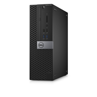 DELL OptiPlex 3040 3.2GHz i5-6500 SFF Nero PC