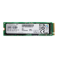 HP 128GB PCIe Gen3x4 NVMe SM951 PCI Express