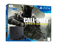 Sony PlayStation 4 Slim Call of Duty: Infinite Warfare Bundle 1TB