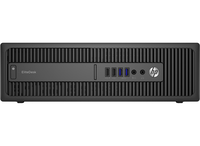 HP EliteDesk 800 G2 SFF 3.3GHz G4400 SFF Nero PC
