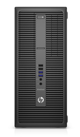 HP EliteDesk 800 G2 MT 3.7GHz i3-6100 Microtorre Nero PC