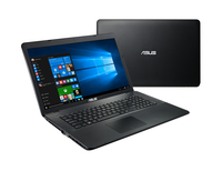 "ASUS F751SV-TY003T 1.6GHz N3710 17.3"" 1600 x 900Pixel Nero Computer portatile"