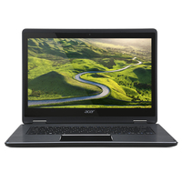 "Acer Aspire R 14 R5-431T-P0PW 2.1GHz 4405U 14"" 1920 x 1080Pixel Touch screen Nero Ibrido (2 in 1)"