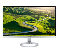"Acer H7 H277HK 27"" 4K Ultra HD IPS Nero, Argento monitor piatto per PC"