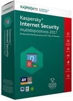 Kaspersky Lab Internet Security Multi-Device 2017 10utente(i) 1anno/i ESP