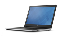 "DELL Inspiron 15 2.3GHz i3-6100U 15.6"" Touch screen Nero, Argento Computer portatile"