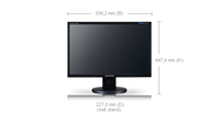 "Samsung 2443NW 24"" monitor piatto per PC"