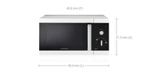 Samsung GE82P Bianco forno a microonde