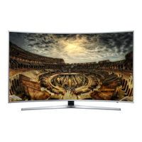 "Samsung HG65EE890WB 65"" 4K Ultra HD Smart TV Wi-Fi Argento LED TV"