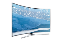 "Samsung UE49KU6670U 49"" 4K Ultra HD Smart TV Wi-Fi Argento LED TV"