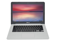 "ASUS Chromebook C301SA-R4020-OSS 1.6GHz N3160 13.3"" 1920 x 1080Pixel Grigio, Argento Chromebook notebook/portatile"