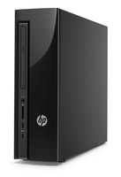 HP Slimline 450-130kr 3.7GHz i3-4170 Mini Tower Nero PC