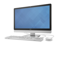 "DELL Inspiron 3459 2.3GHz i5-6200U 23.8"" 1920 x 1080Pixel Touch screen Nero, Bianco PC All-in-one"