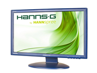 "Hannspree Hanns.G HL161HPB 15.6"" HD Lucida Blu monitor piatto per PC LED display"
