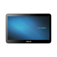 "ASUS A A4110-BD196X 1.6GHz N3160 15.6"" 1366 x 768Pixel Touch screen Nero PC All-in-one"