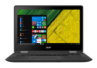 "Acer Spin 513-51-55ZR 2.3GHz i5-6200U 13.3"" 1920 x 1080Pixel Touch screen Nero Ibrido (2 in 1)"