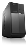 Lenovo IdeaCentre 710-25ISH 3.4GHz i7-6700 Mini Tower Nero PC