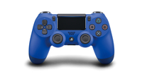 Sony DualShock 4 Gamepad PlayStation 4 Nero, Blu