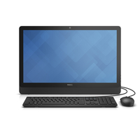 "DELL Inspiron 3459 2.3GHz i3-6100U 23.8"" 1920 x 1080Pixel Nero PC All-in-one"