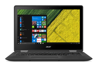"Acer Spin SP513-51-32CN 2.00GHz i3-6006U 13.3"" 1920 x 1080Pixel Touch screen Nero Ibrido (2 in 1)"