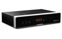 Thomson THS222 Satellite Full HD Nero set-top box TV