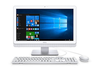 "DELL Inspiron 3264 2.40GHz i3-7100U 21.5"" 1920 x 1080Pixel Bianco PC All-in-one"