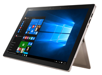"ASUS T303UA-GN054T 2.3GHz i5-6200U 12.6"" 2880 x 1920Pixel Touch screen Oro Ibrido (2 in 1) notebook/portatile"