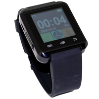 "iggual IGG313350 1.44"" Nero smartwatch"