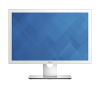 "DELL MR2416 24"" Full HD IPS Bianco monitor piatto per PC"