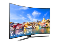 "Samsung UN78KU7500FXZA 78"" 4K Ultra HD Smart TV Wi-Fi Argento LED TV"