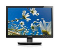 "Lenovo LI2054 19.5"" TN Nero monitor piatto per PC"