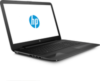 "HP 17-y064ng 2.2GHz A8-7410 17.3"" 1600 x 900Pixel Nero Computer portatile"