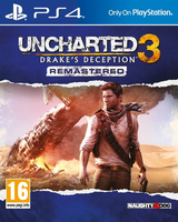 Sony Uncharted 3: Drakes Deception Basic PlayStation 4 Inglese videogioco