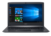 "Acer Aspire S 13 S5-371T-70GB 2.70GHz i7-7500U 13.3"" 1920 x 1080Pixel Touch screen Nero Computer portatile"
