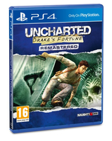 Sony Uncharted: Drakes Fortune Basic PlayStation 4 Inglese videogioco