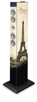 Bigben Interactive TW6PARISBT Torre 60W Multicolore set audio da casa