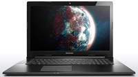 "Lenovo Essential B70-80 + Office 2016 Home & Business 2GHz i3-5005U 17.3"" 1600 x 900Pixel Nero Computer portatile"