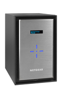 Netgear ReadyNAS 628X NAS Mini Tower Collegamento ethernet LAN Nero, Argento