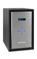 Netgear ReadyNAS 528X NAS Mini Tower Collegamento ethernet LAN Nero, Argento
