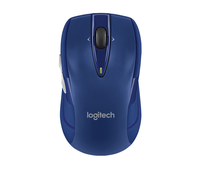 Logitech M545 RF Wireless Ottico 1000DPI Blu mouse