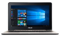 "ASUS Transformer Book Flip TP200SAA-FV0113T 1.6GHz N3050 11.6"" 1366 x 768Pixel Touch screen Argento Ibrido (2 in 1) notebook/portatile"