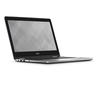 "DELL Inspiron 7378 2.5GHz i7-6500U 13.3"" 1920 x 1080Pixel Touch screen Nero, Argento Ibrido (2 in 1)"