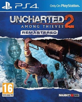 Sony Uncharted 2: Among Thieves Remastered, PS4 Basic PlayStation 4 videogioco