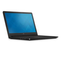 "DELL Inspiron 3558 1.6GHz N3060 15.6"" 1366 x 768Pixel Touch screen Nero Computer portatile"