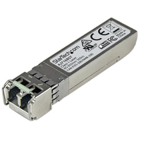 StarTech.com HPE AJ716B Compatible SFP+ Module - 8G Fiber Channel SW - 8GbE Multi Mode Fiber Optic Transceiver - 8GE Gigiabit Ethernet SFP+ - LC 300m - 850nm - DDM HPE SN4000, SN6500, SN8600B