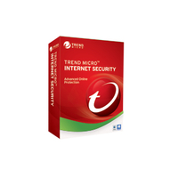 Trend Micro Internet Security 2017 1Y 5U