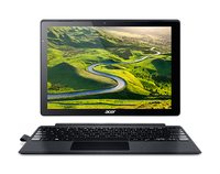 "Acer Switch Alpha 12 SA5-271-356H 2.3GHz i3-6100U 12"" 2160 x 1440Pixel Touch screen Nero Ibrido (2 in 1)"