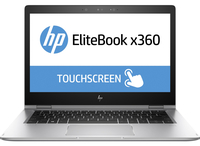 "HP EliteBook NOTEBOOK BUNDEL (Z2W63EA + YZ172AA) 1030 x360 + Premium bag 2.50GHz i5-7200U 13.3"" 1920 x 1080Pixel Touch screen Argento Computer portatile"