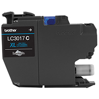 Brother LC-3017C 550pagine Ciano cartuccia d
