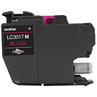 Brother LC-3017M 550pagine Magenta cartuccia d